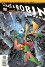 All Star Batman & Robin #1 Robin Cover DC Comics